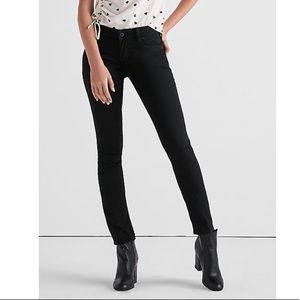 Lucky Brand Mid Rise Lolita Skinny Jeans